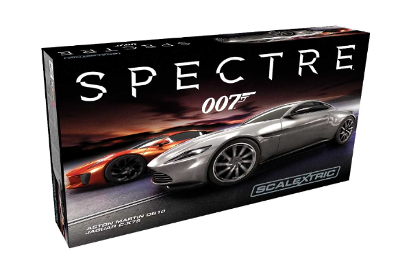 Jaguar Scalextric Spectre Set